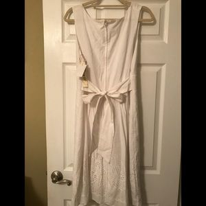 52455a2e3b8 jcpenney Dresses - Corey P (JC Penney) White summer dress